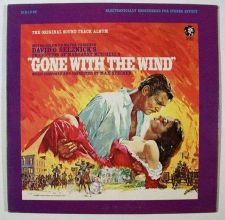 Buy GONE WITH THE WIND ~ 1967 Original Soundtrack LP