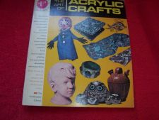 Buy The Grumbacher Library The Art of Acrylic Crafts
