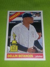 Buy MLB DELLIN BETANCES YANKEES STAR 2015 TOPPS HERITAGE ROOKIE #388 GEM MNT