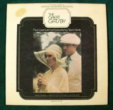 Buy THE GREAT GATSBY ~ 1974 Original Soundtrack Recording DOUBLE LP