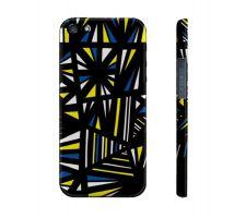 Buy Midgley Yellow Blue Iphone 5/5S Phone Case