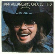 Buy HANK WILLIAMS, JR. ~ Greatest Hits 1982 Country LP
