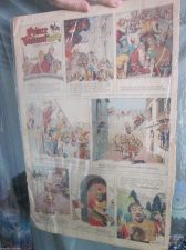 Buy PRINCE VALIANT 12-4-1960 Sun. Newspaper Strip Hal Foster --A real beauty