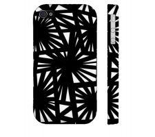 Buy Purdum Black White Iphone 4/4S Phone Case