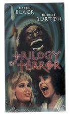 Buy Trilogy of Terror (2000) VHS VIDEO OOP NEW SEALED