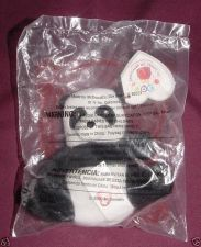 Buy Ming the Panda Bear #20 2009 Ty Teenie Beanie McDonalds 30 Years Happy Meal Toy