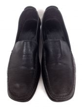 Buy Cole Haan Shoes Mens 11 Black Leather Loafers