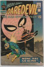 Buy DAREDEVIL #17 Marvel Comics 1st Print Stan Lee / John Romita SPIDER-MAN