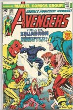 Buy Avengers #141 Beast Vision ScarletWitch SQUADRON SINISTER VF- MarvelComics PEREZ