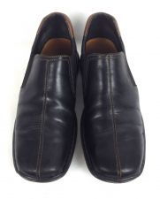 Buy Cole Haan Shoes 8.5 Mens Black Leather Loafers