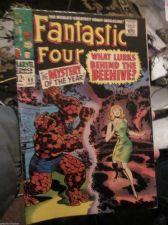Buy Fantastic Four #66 HIM=WARLOCK Key, Marvel Comics Stan Lee Jack Kirby 1st print