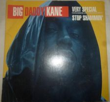 Buy Cold Chillin Big Daddy Kane Spindarella RAP HIP HOP PROMO single STOP SHAMMIN EX