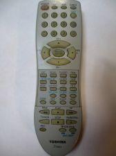 Buy Toshiba Remote Control CT 843 - TV 14AF43 20AF43 24AF43 27A43 27AF43 27AF44 VCR