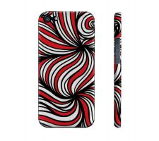Buy Gaves Red White Black Iphone 5/5S Phone Case