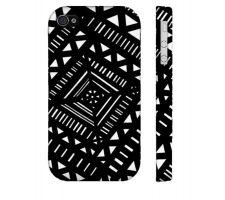 Buy Christoph Black White Iphone 4/4S Phone Case