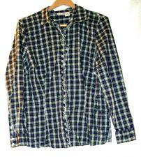 Buy EUC women's, sz. XL, L.L.Bean, multi-colored, long sleeve, button down , shirt