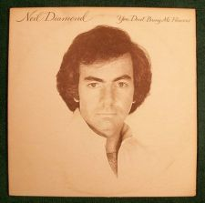 Buy NEIL DIAMOND ~ You Don't Bring Me Flowers 1978 Rock/Pop LP