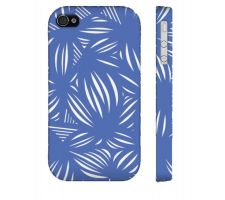 Buy Guillory Blue White Iphone 4/4S Phone Case
