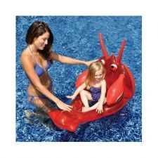 Buy Inflatable Pool Float kids fun Water Seat Lobster New