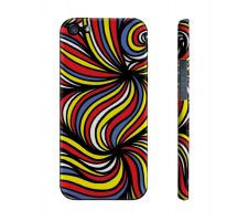 Buy Feuerstein Yellow Red Blue Iphone 5/5S Phone Case