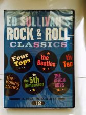Buy Ed Sullivan's Rock 'n' Roll Classics Volume 2 - Hits of 1968-1970 DVD 2002 NEW