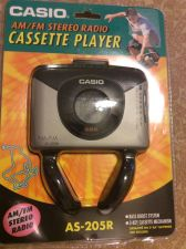 Buy Casio Cassette Player Vintage AM/FM Radio