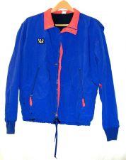 Buy EUC women's, sz. XL, KOCH XC, blue/pink, medium weight, hiking jacket