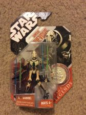 Buy Star Wars General Grievous Action Figure w/Coin