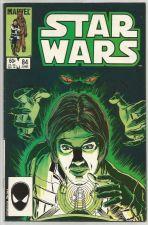 Buy STAR WARS #84 Marvel Comics 1984 Mazzucchelli-- OLDEST SERIES 1st Print
