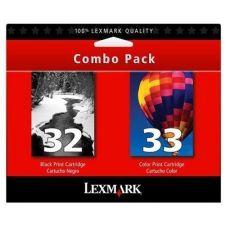 Buy 32 33 color black ink jet - Lexmark printer x 5410 5450 5470 7170 7310 7350 8310