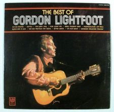 Buy GORDON LIGHTFOOT ~ The Best of Gordon Lightfoot 1970 Rock LP