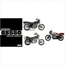 Buy 77-86 Suzuki GS550 Service Repair Manual CD .... GS 550 GS550E E L T MZ LT TX