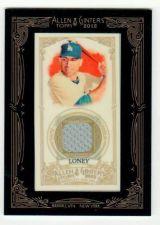 Buy MLB 2012 Allen & Ginter James Loney Jersey MNT