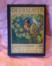 Buy Vintage Book The Deerslayer James Fenimore Cooper