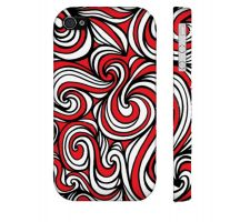 Buy Fougner Red White Black Iphone 4/4S Phone Case