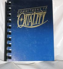 Buy Commitment to Quality - McAlindon