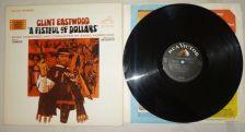 Buy A Fistful of Dollars Film Soundtrack - Vintage Vinyl LP Ennio Morricone 1135 EX
