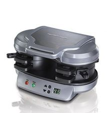 Buy Electric Dual Breakfast Sandwich Maker Durable Quick & Easy Cook Small Kitchen