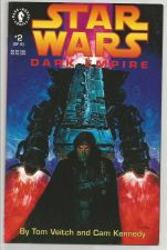 Buy Star Wars Dark Empire #2 Dark Horse Comics Veitch Kennedy 1992 --1st print