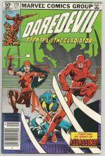 Buy Daredevil #174 MARVEL COMICS 1981 FRANK MILLER KLAUS JANSEN Fine+ or better