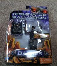 Buy Terminator Salvation Action Figure Barnes