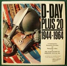 Buy D-DAY PLUS 20 / 1944 - 1964 ~ 1964 Documentary Recording LP * 36-Booklet