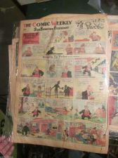 Buy FLASH GORDON Sun. Newspaper Strip old Mac Raboy Don Moore June 11, 1944 +McManus