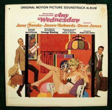 Buy ANY WEDNESDAY ~ 1966 Original Motion Picture Soundtrack LP
