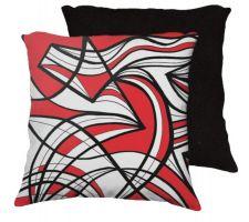 Buy 22x22 Cieslik Red White Black Black Back 631 Art