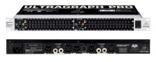 Buy Behringer FBQ1502 Ultragraph Pro 15 Band Stereo EQ with Feedback Detection