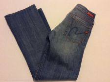 Buy Citizens of Humanity Low Waist Boot Cut Denim Jeans Size 28