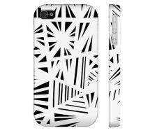 Buy Portman Black White Iphone 4/4S Phone Case