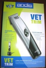 Buy ANDIS TRIM D-6 CORDLESS DOG CAT PET HAIR TRIMMER CLIPPER VET SURGICAL QUALITY