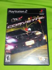 Buy Corvette SONY PLAYSTATION 2 TESTED AND WORKING